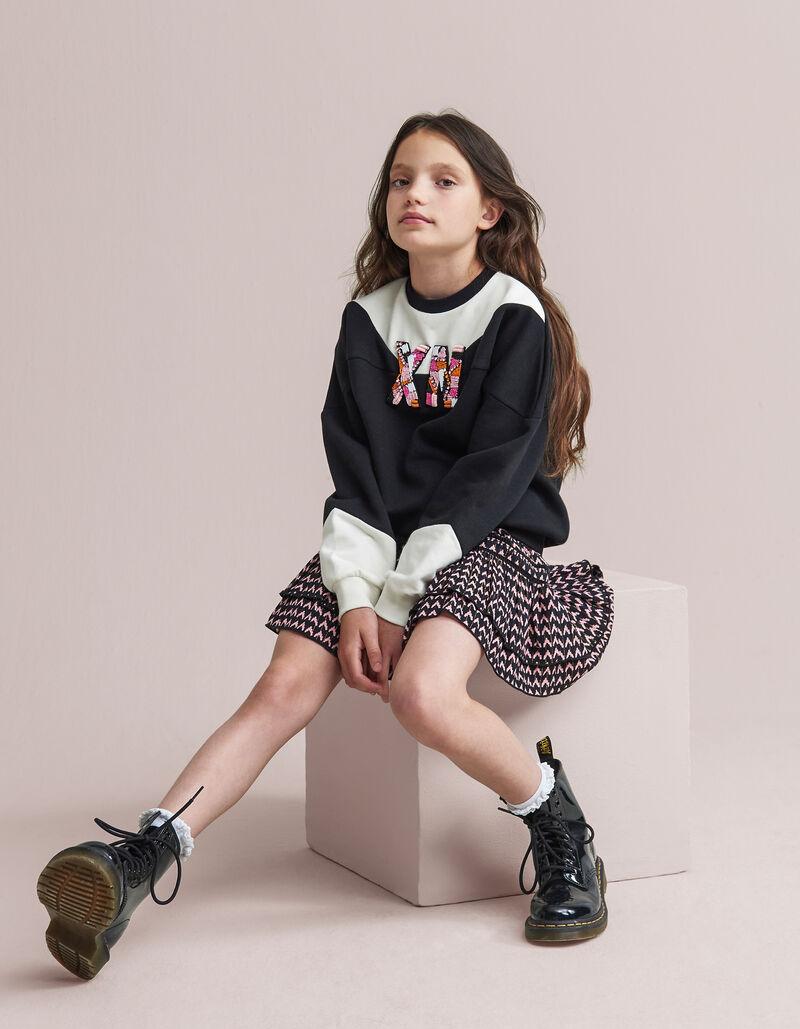 Hanna Sweater by Nicolette van Dam