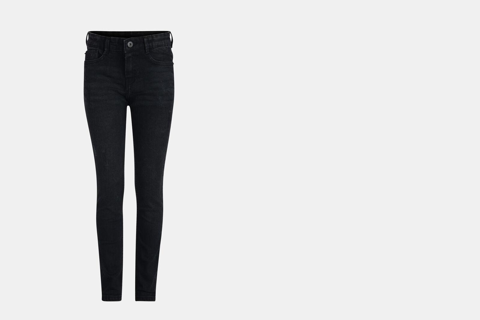 Brace Skinny Jeans