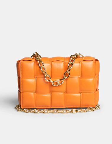 Orange Tas