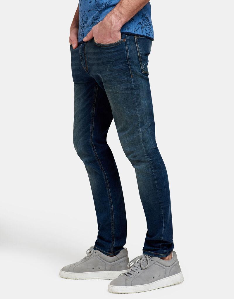 Lucas Slim Dark Jeans L34