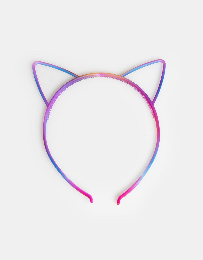 Rainbow Cat Haarband