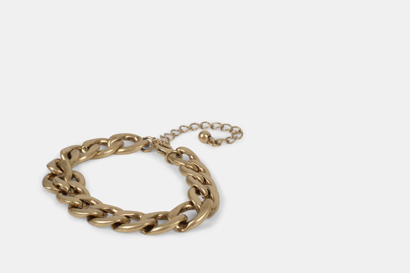 Matte Chain Armband