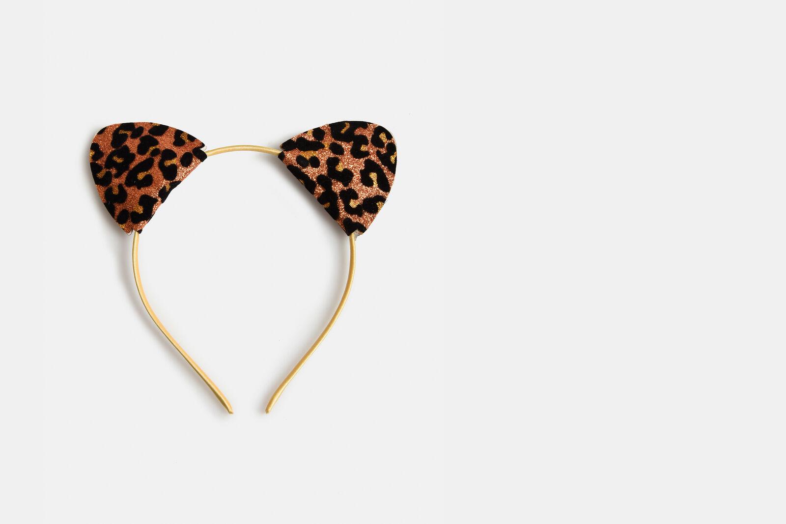 Leo Cat Haarband