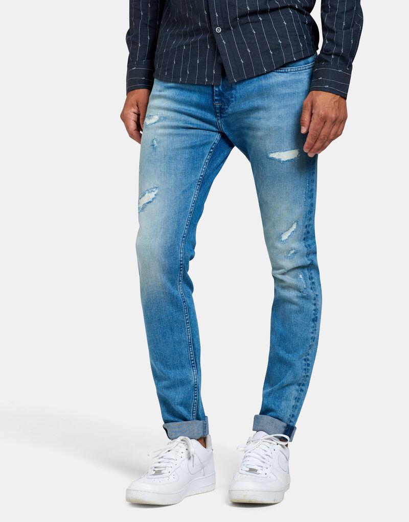 Leroy Skinny Brownsworth Jeans L34