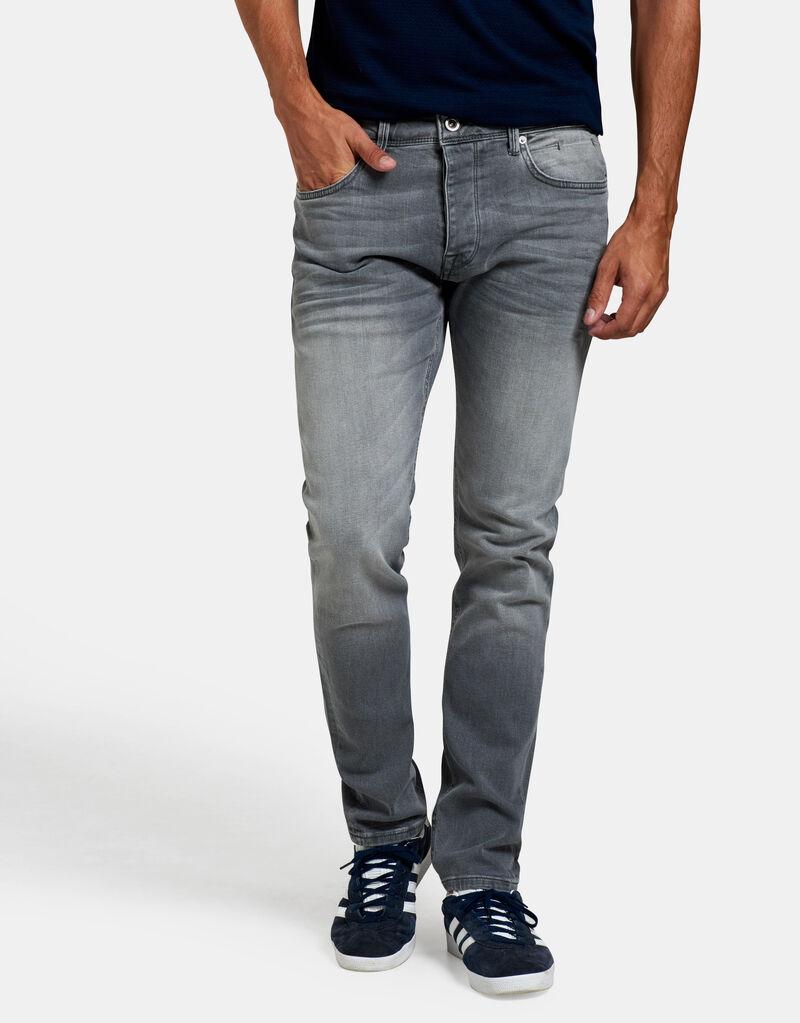 Lucas Slim Grey Jeans L34