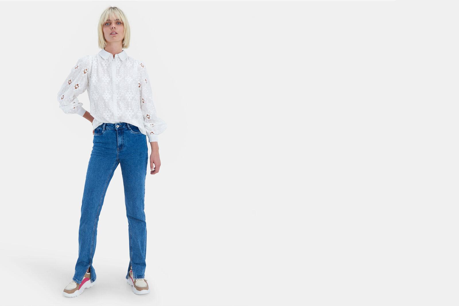 Jade Straight Leg Jeans