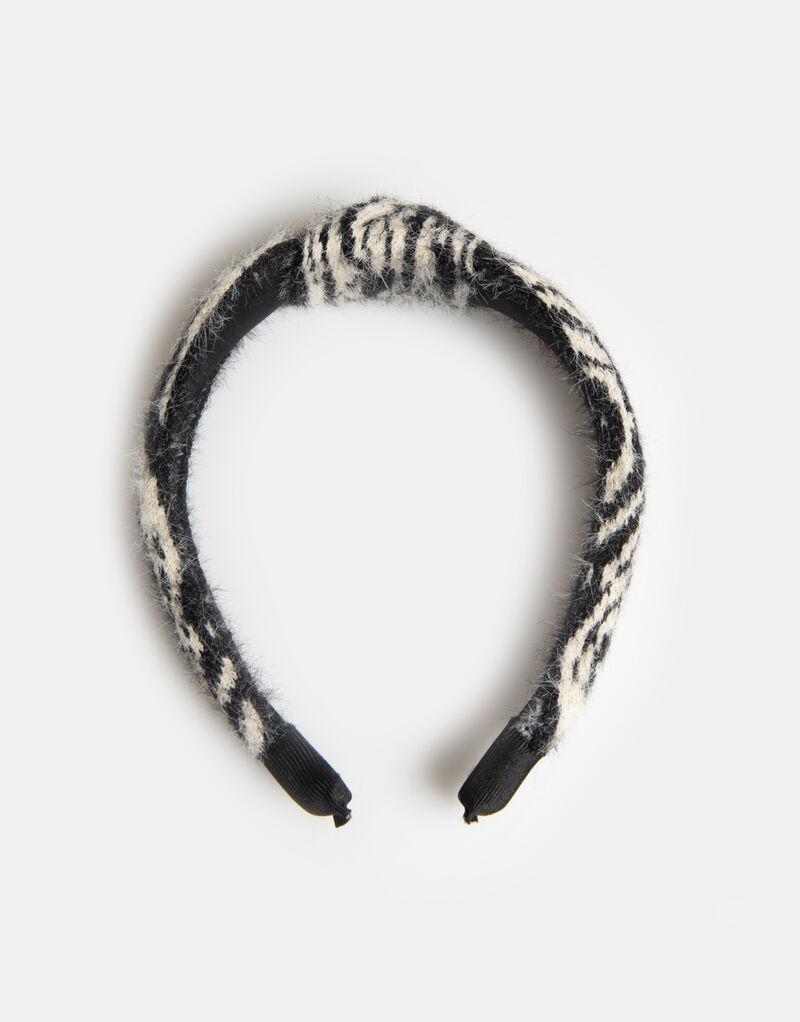 Hairy Zebra Haarband