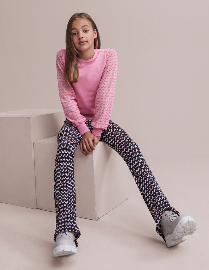 Hudson Pullover by Nicolette van Dam