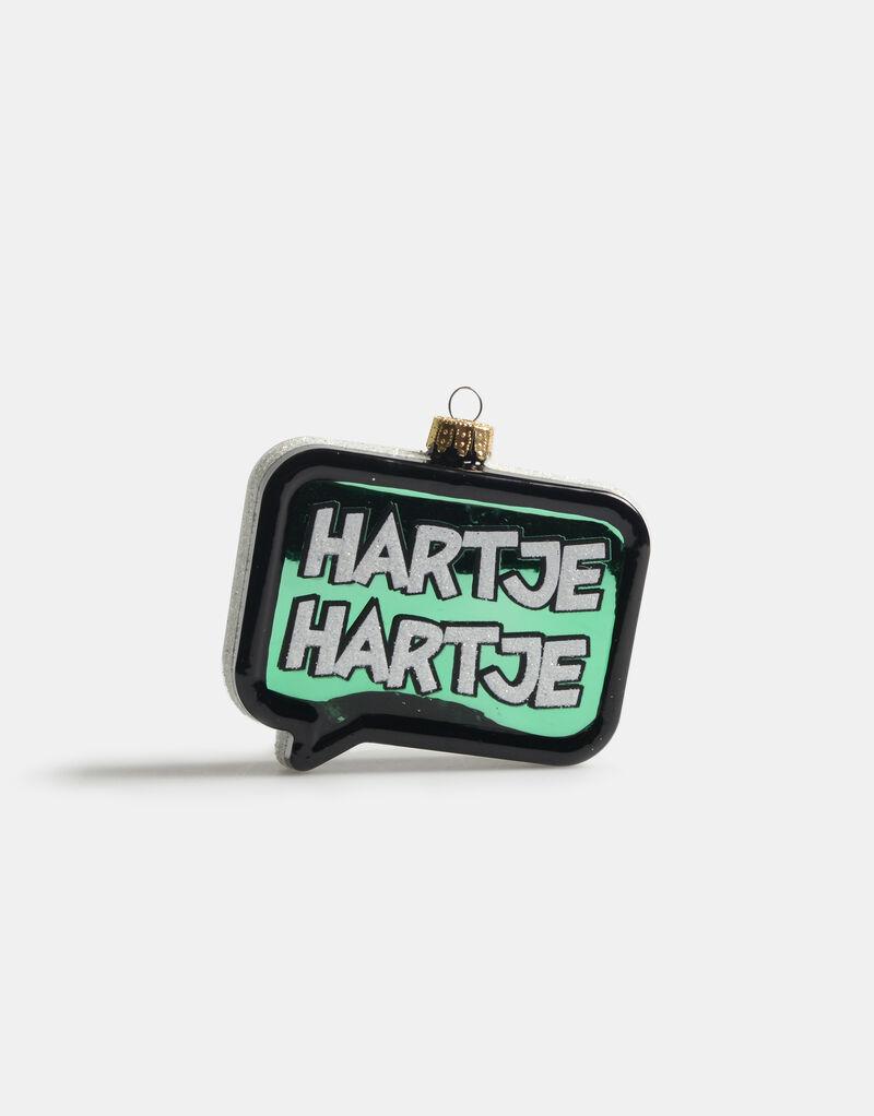 Hartje Hartje Kerstbal by Fred