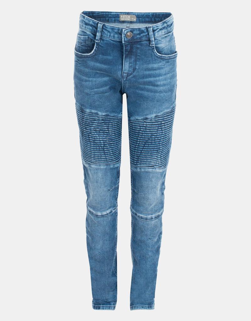Biker Ocean Skinny Jeans