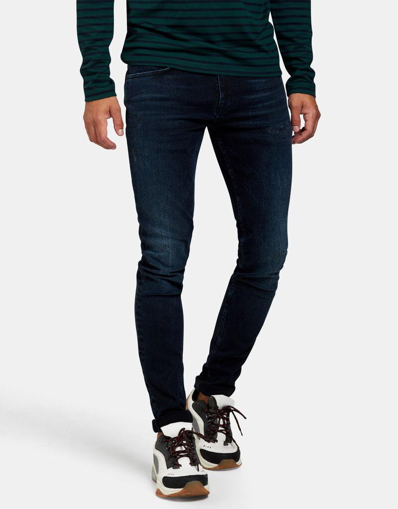 Leroy Skinny Emerald Jeans L34