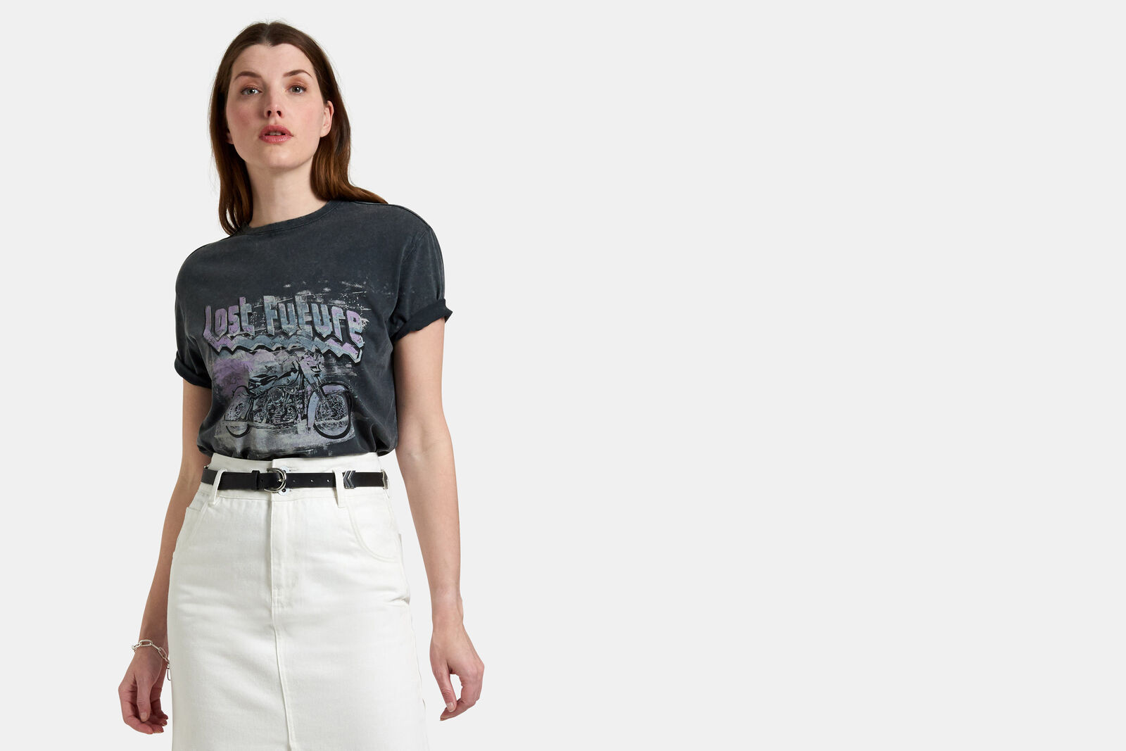 Lexie Washed T-shirt