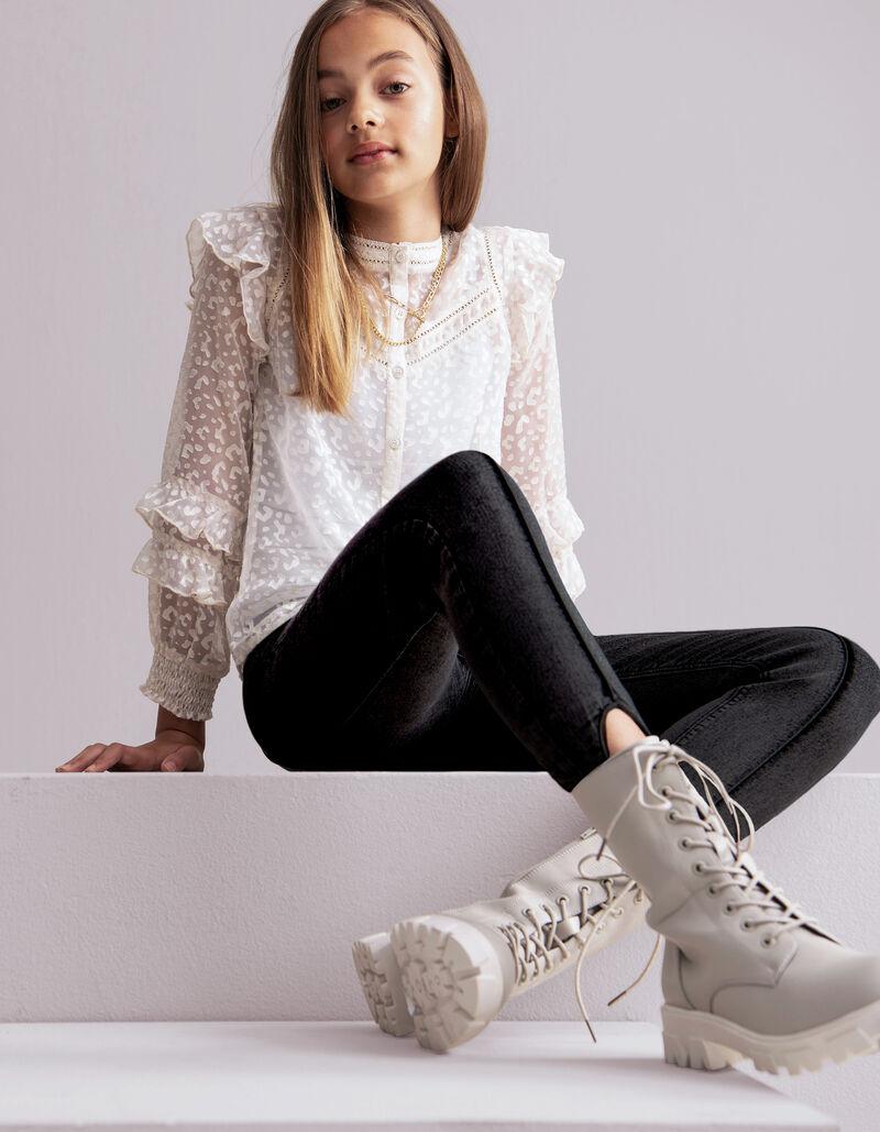 Lucy Denim Legging