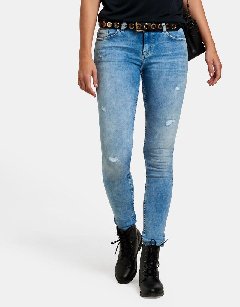 Eline Destroy Skinny Jeans