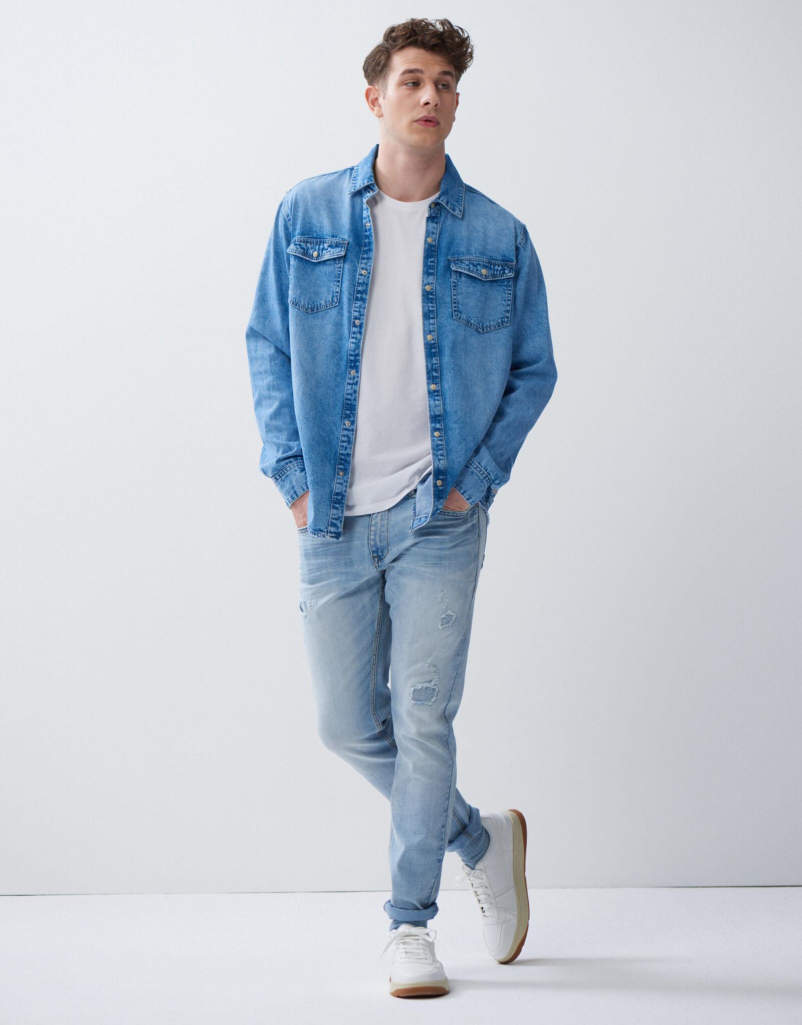 Leroy Skinny Binc Jeans L34