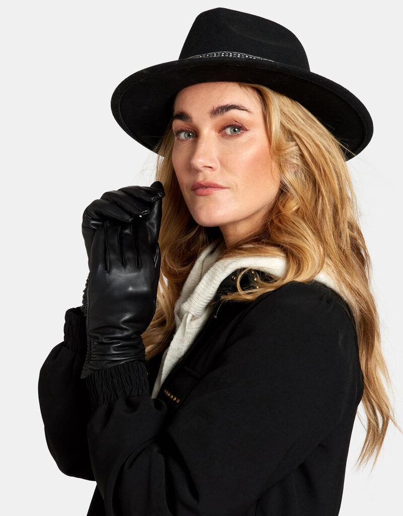 Gaia Leren Handschoenen