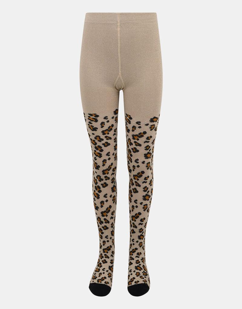 Leopard Glitter Maillot