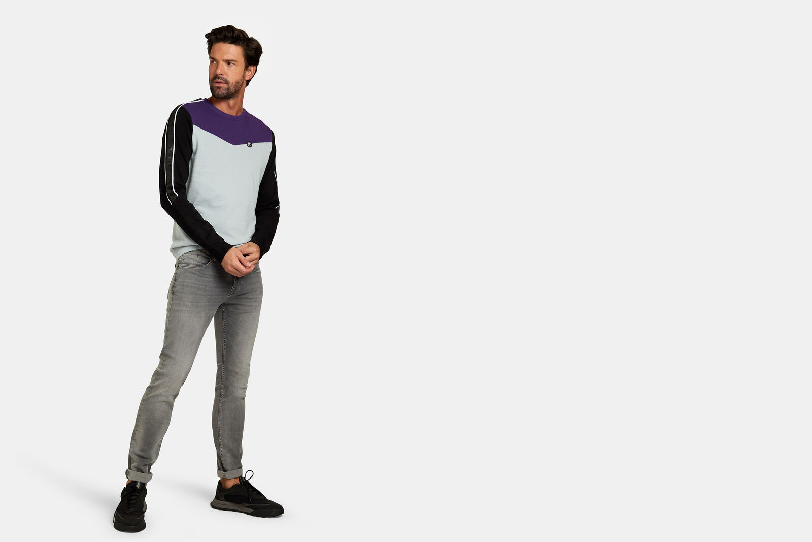 Kaz Sweater