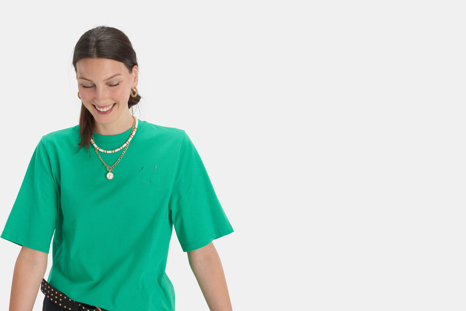 Basic Colour T-shirt