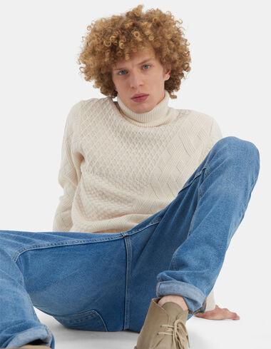 Lucas Slim Tapered Jeans L32