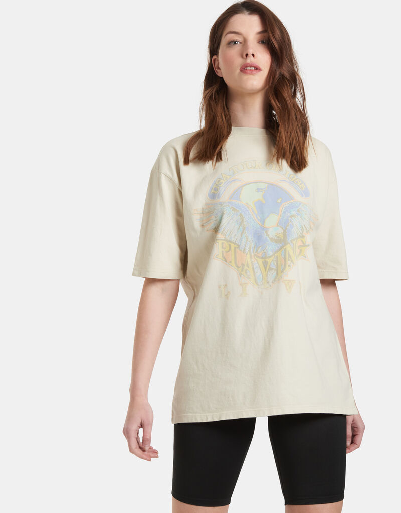 Pastel Long T-shirt