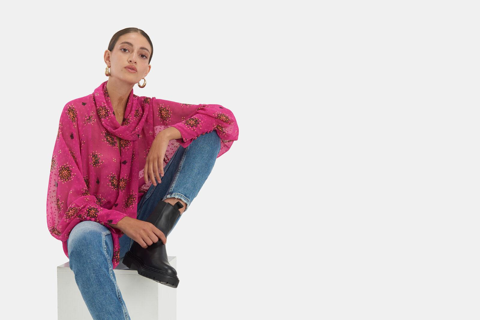 Jeans by Fred van Leer