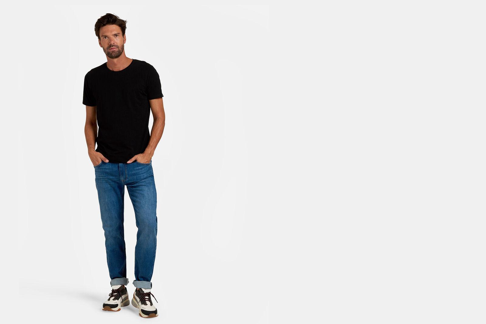 Lewis Straight Avron Jeans L34