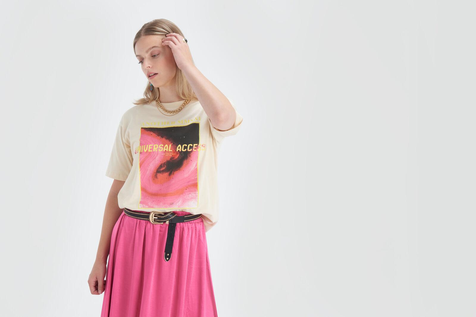 Bowie Artwork T- Shirt
