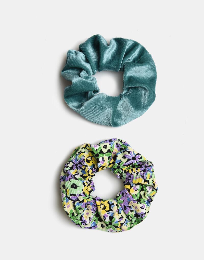 Paradise Scrunchie Set