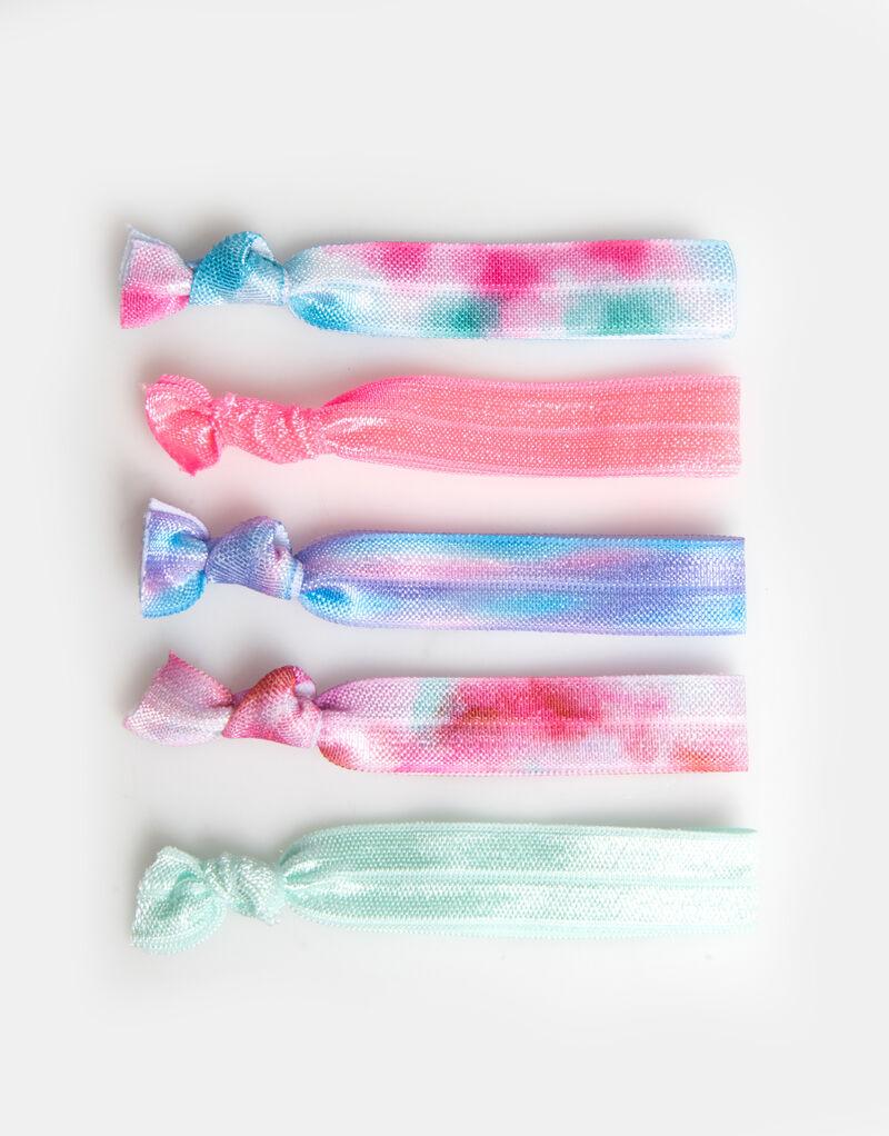 Tie Dye Elastic Set