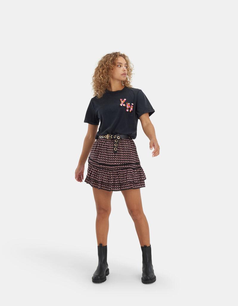 Hally T-shirt by Nicolette van Dam