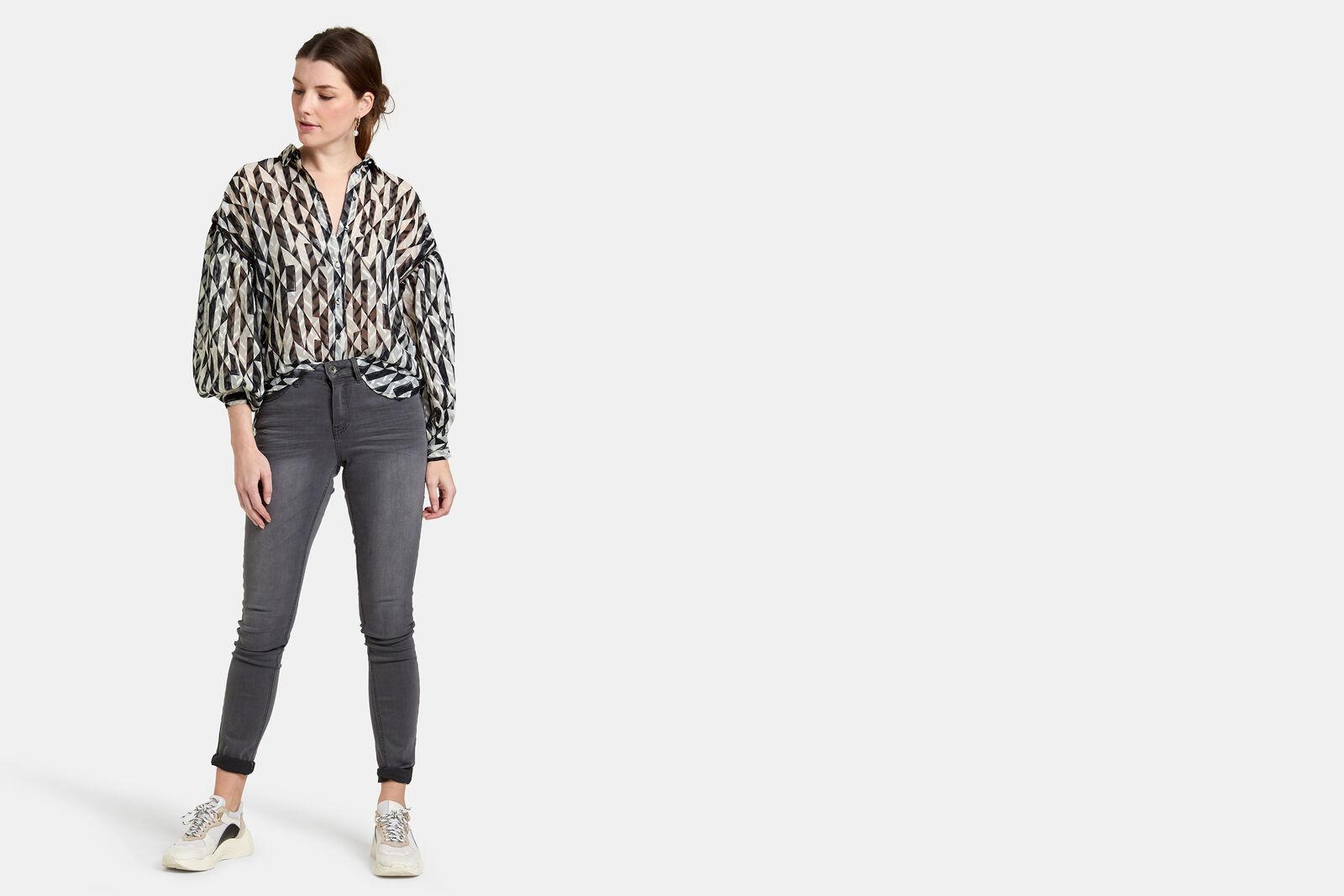 Liza Edith Skinny Jeans L34