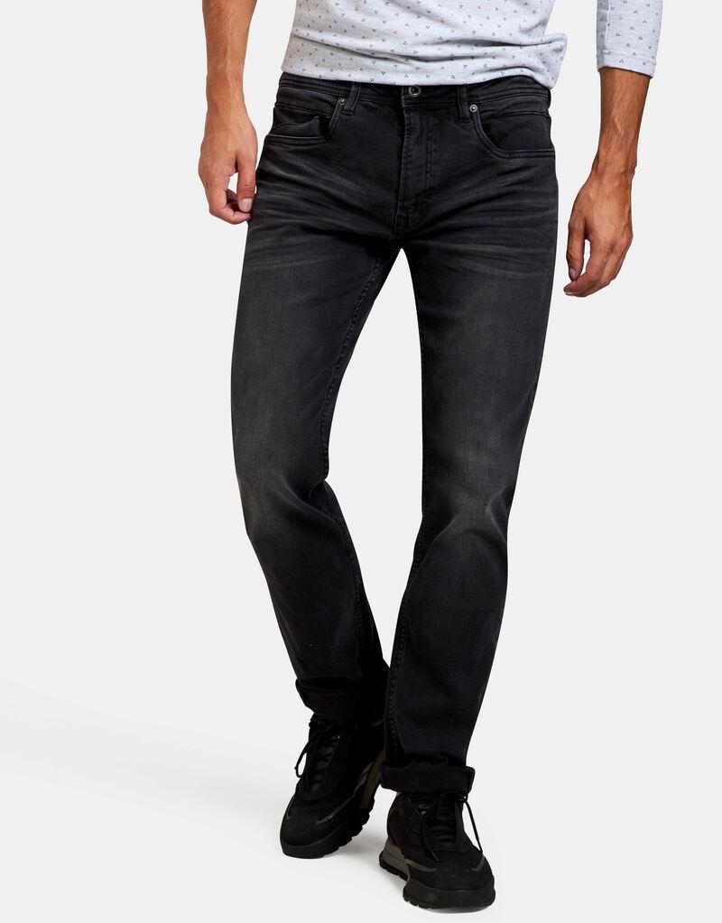 Lewis Straight Graniet Jeans L34