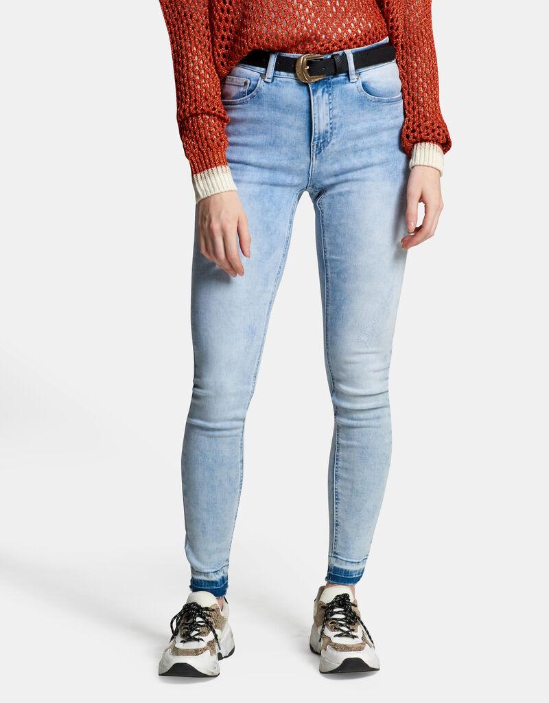Amy Bleachy Skinny Jeans